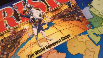 Five Board Games like Risk