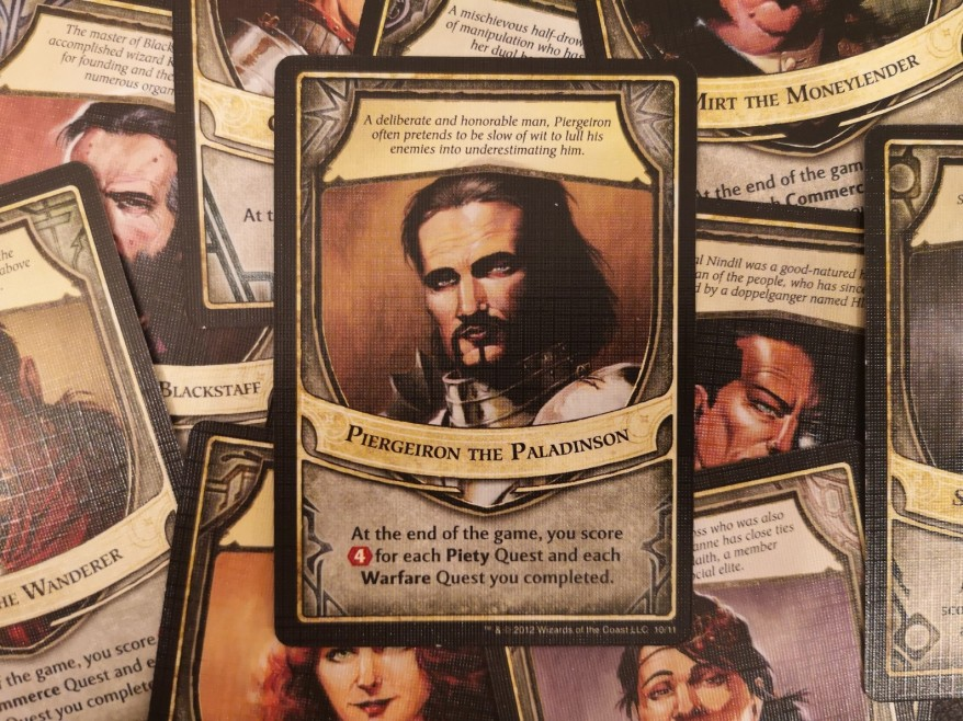 Who is the best Lord of Waterdeep? Piergeiron the Paladinson