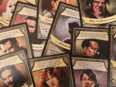 Who is the best Lord in Lords of Waterdeep? Board Game Analysis