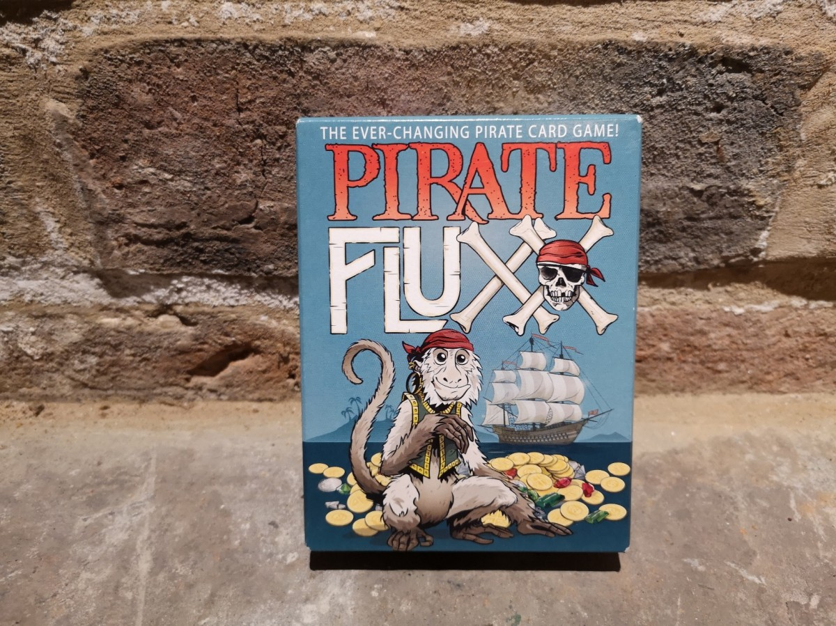 Pirate Fluxx Review – Drink Up, Me Hearties, Yo Ho! – Start Your Meeples image
