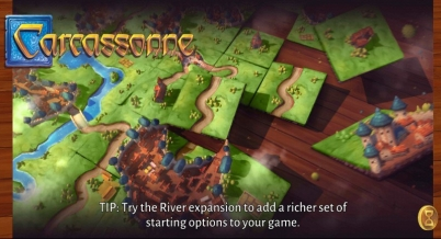 Carcassonne App Board Game Review