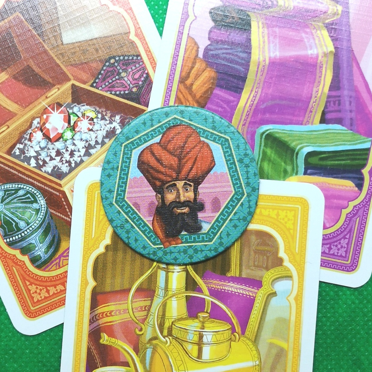 Jaipur First Impressions – Start Your Meeples image