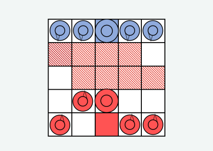 Onitama Strategy - Kirin 10