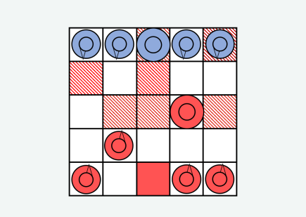 Onitama Strategy - Kirin 11