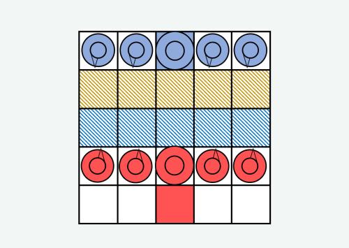 Onitama Strategy - Kirin 14