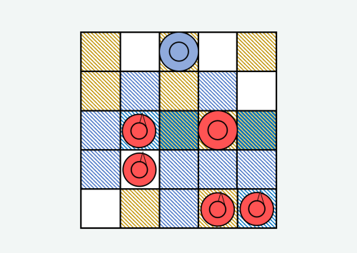 Onitama Strategy - Kirin 16