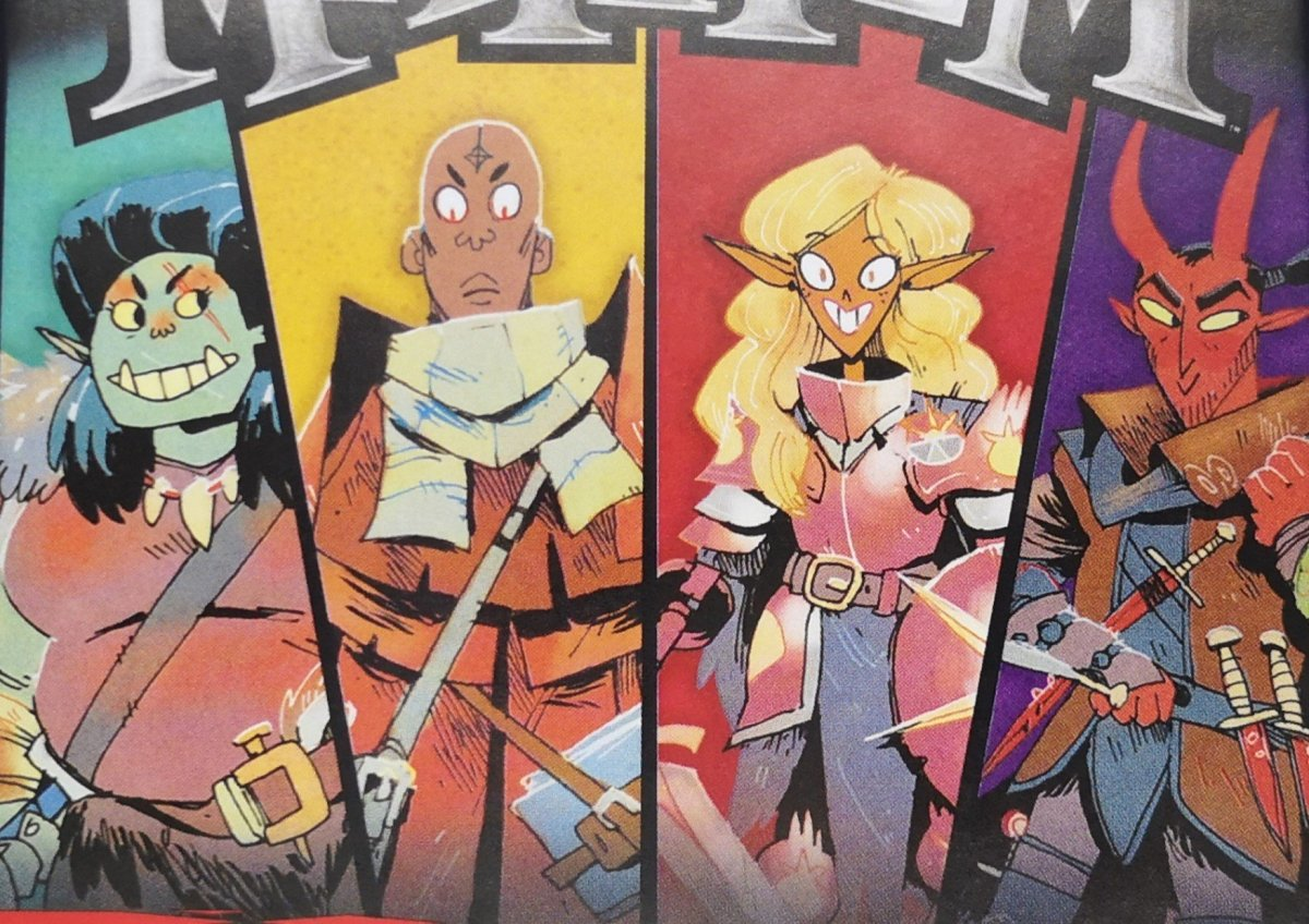 Dungeon Mayhem Review – The Newest D&D Game On The Block image