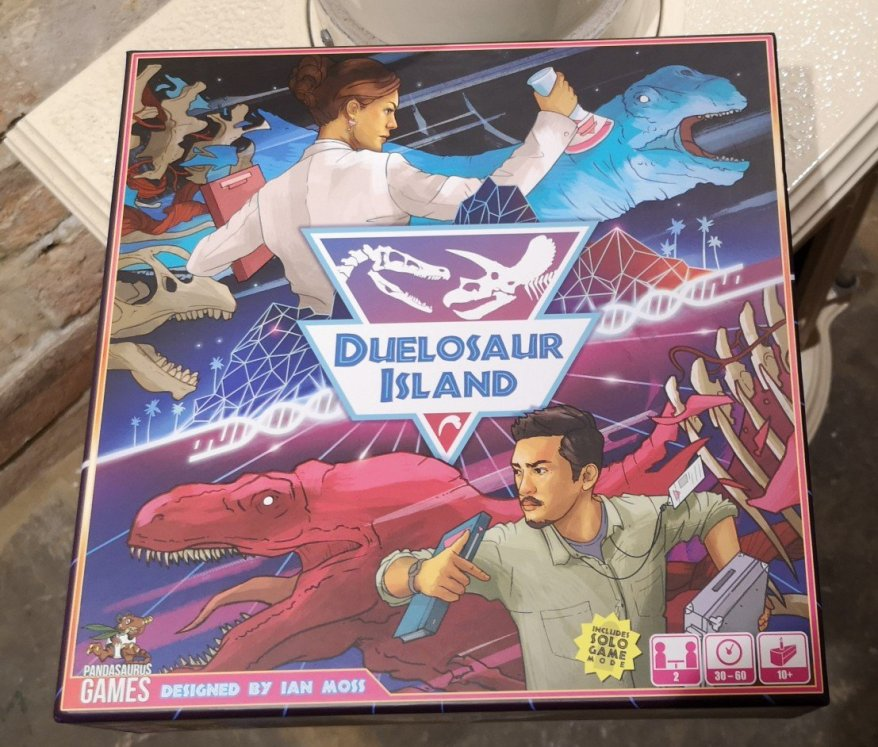 Duelosaur Island Review