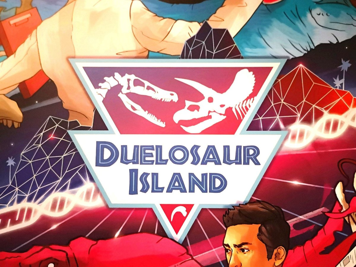 Duelosaur Island Review – Life Finds A Way image