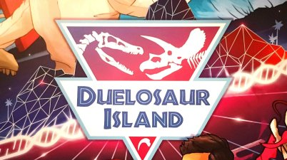 Duelosaur Island Review - Cover