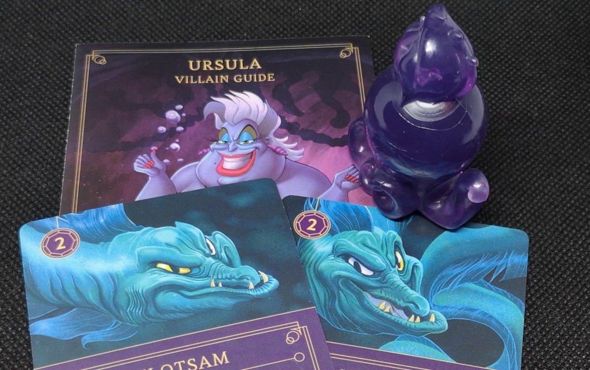 Villainous Strategy: Ursula