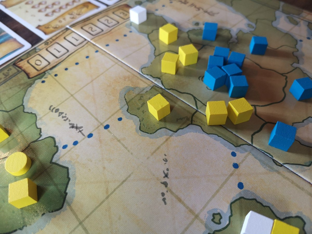 Eight-Minute Empire Review – Great Ambition, Itty Bitty Playing Time image
