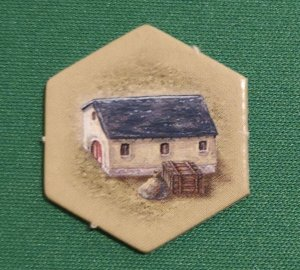 Castles of Burgundy Building - The Warehouse