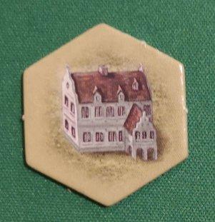 The Bank - Castles of Burgundy Buildings