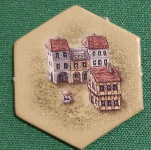 The Boarding House in Castles of Burgundy
