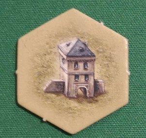 Castles of Burgundy Buildings - Watchtower