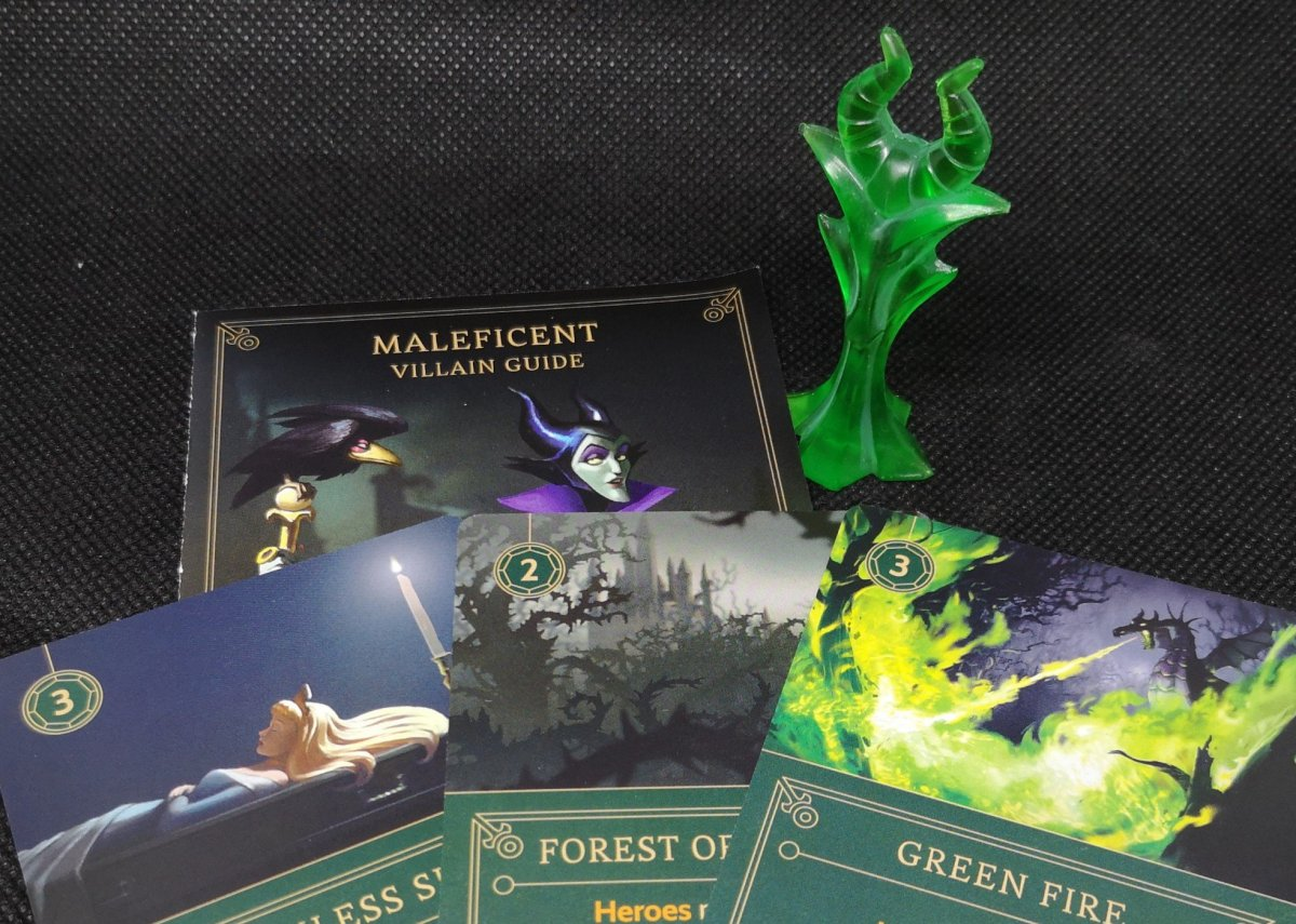 Villainous Strategy Maleficent Start Your Meeples
