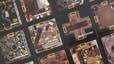 Betrayal at House on the Hill Rooms