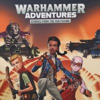 Warhammer Adventures - The Beginner Black Library