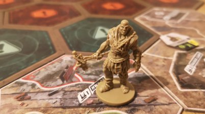 The Fallout Board Game - Playing as a Super Mutant