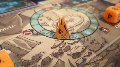 Set a Watch Review: The Firewood