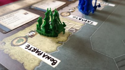 Seafall - Green and Blue Factions