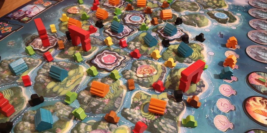 Yamatai Review - The Beautiful Board