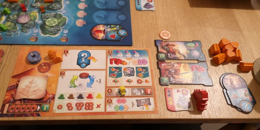 Yamatai Review - The Player Actions