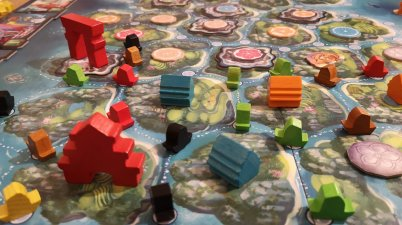Yamatai Board Game Review