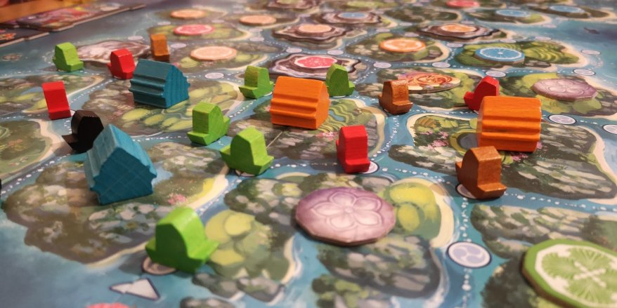 Yamatai Review - A Collection of Buildings