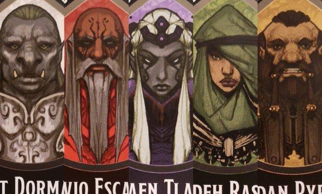 Betrayal at Baldur's Gate Character Board game Analysis Cover Photo