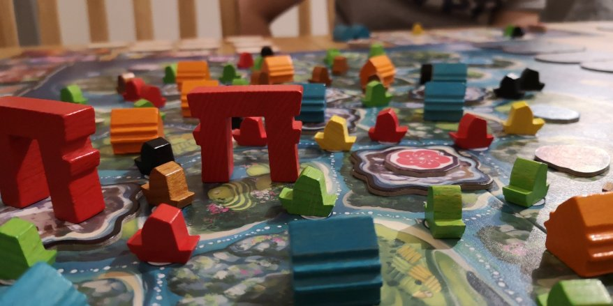 Best Board Game Designers - Yamatai