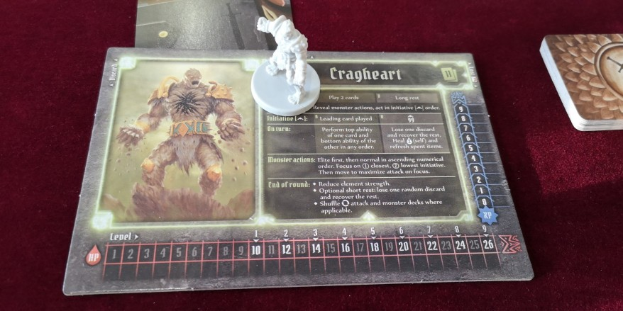 Cragheart Gloomhaven Strategy