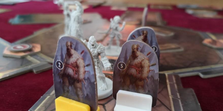 Savvas Cragheart - Combat