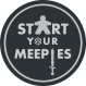 Start Your Meeples Board Game Blog Logo
