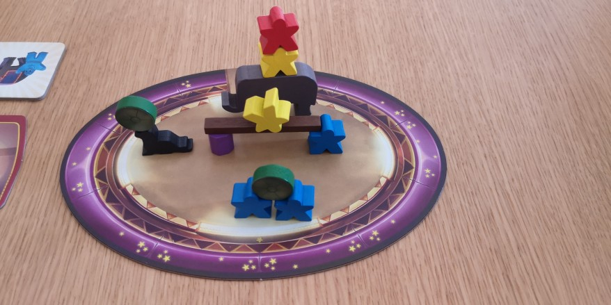 Meeple Circus Review - Performance