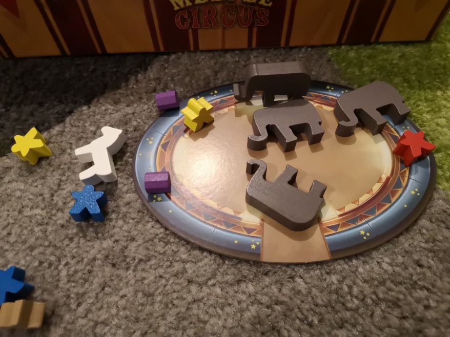 Meeple Circus Fail