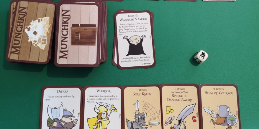 The Crux of Munchkin