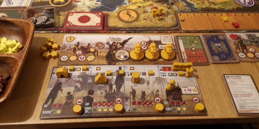 Scythe Review - The Crimean Khanate