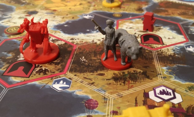 Scythe Review - The Rusviet Union