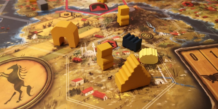 Scythe Board Game Review image - Crimean Khanate