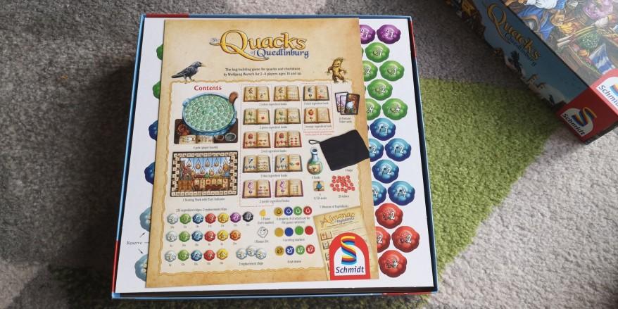 Opening The Quacks of Quedlinberg