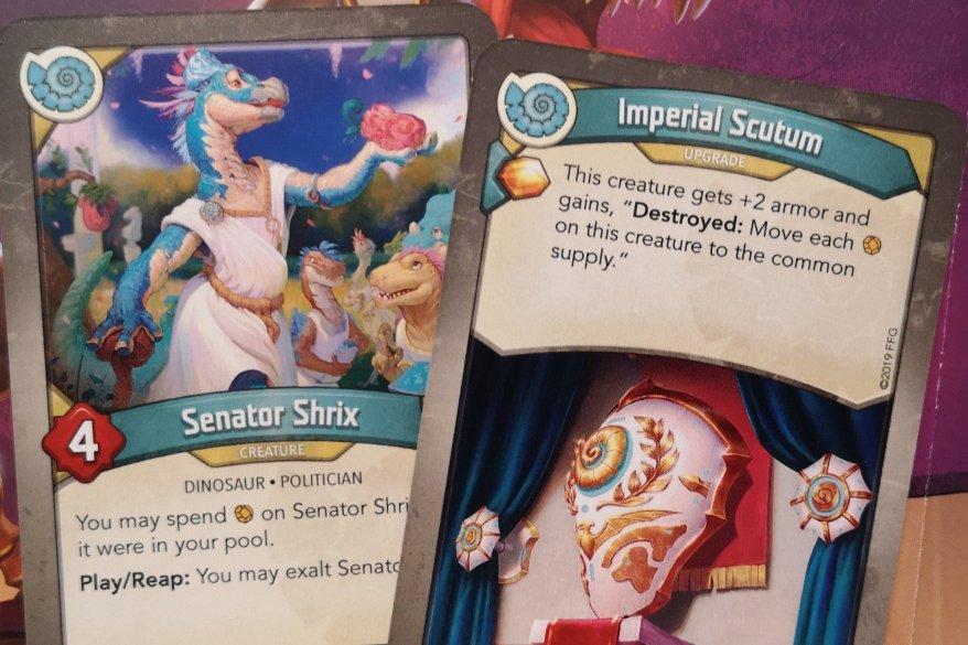 Senator Shrix