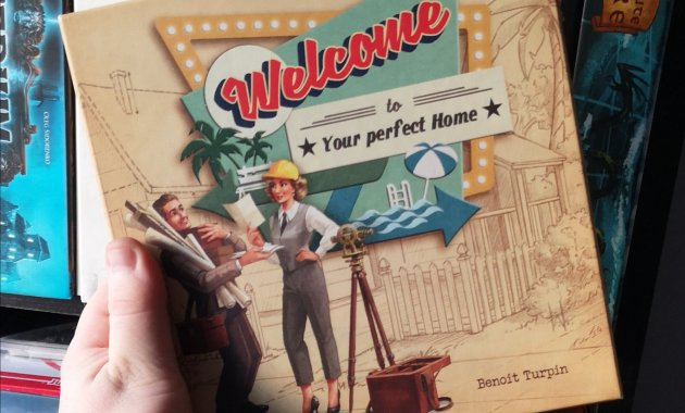 Best Roll and Write Board Games - Welcome To...