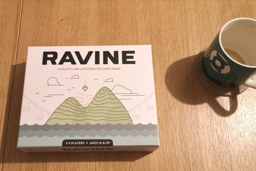 Ravine Board Game
