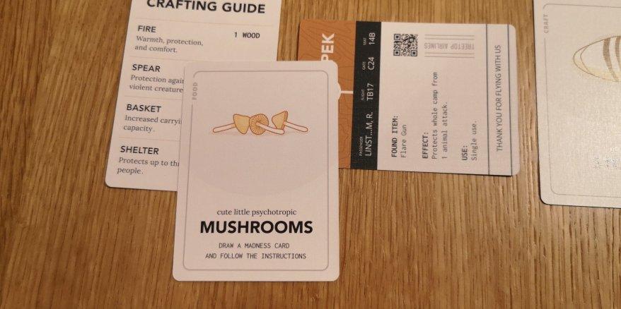 Ravine Mushrooms