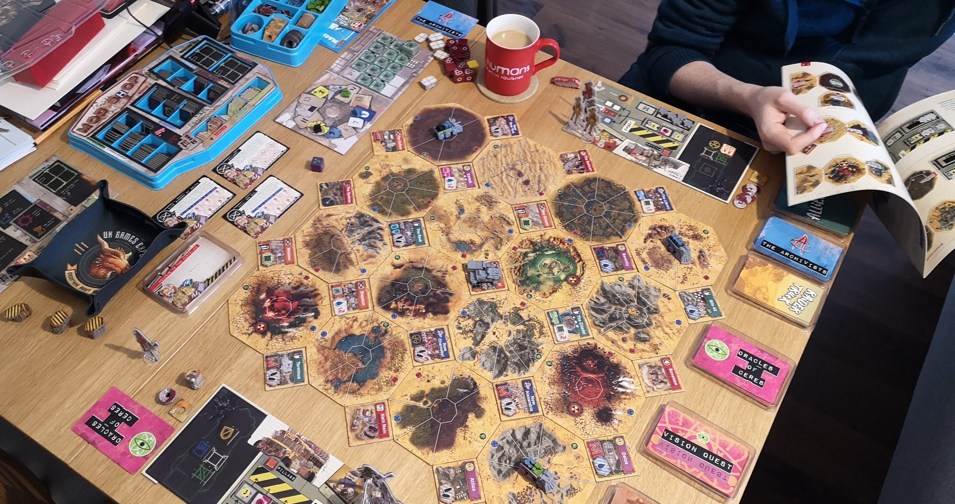 Wasteland Express First Impressions
