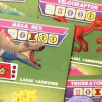 Duelosaur Island Dinosaurs: Dissecting DNA