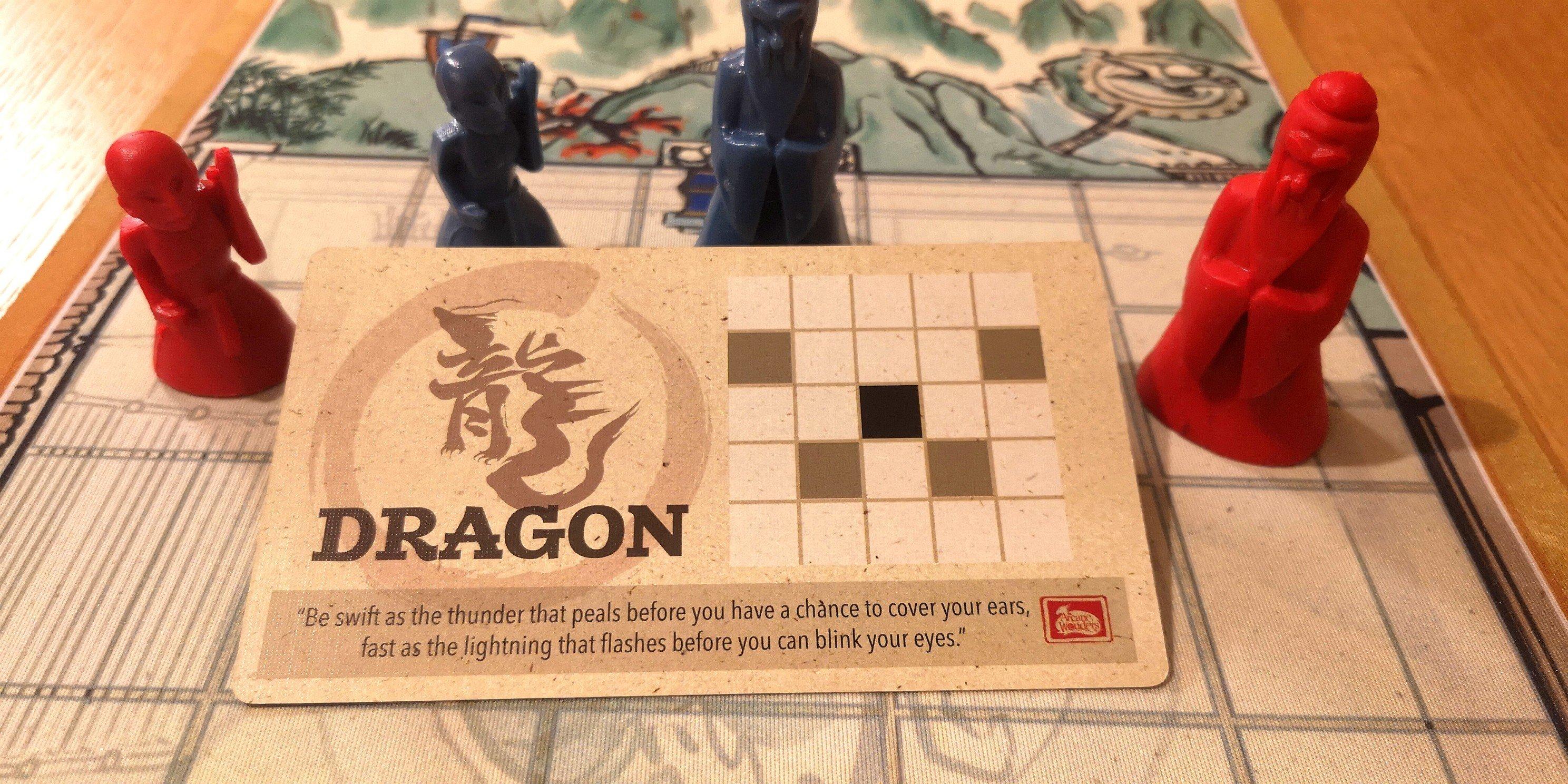 Dragon in Onitama