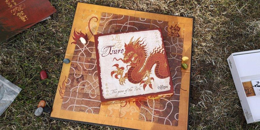 Tsuro Board Game Review
